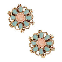 Flower Stud Earrings - New In This Week  - New In