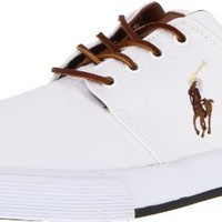Polo Ralph Lauren Men's Faxon Low Sneaker:Amazon:Shoes