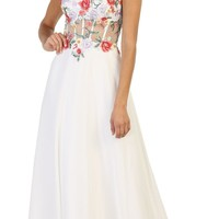 Prom Long Dress Formal Evening Party Gown