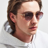 Ray-Ban Everyday Metal Aviator Sunglasses | Urban Outfitters