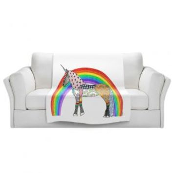 https://www.dianochedesigns.com/sherpa-pile-blankets-marley-ungaro-rainbow-unicorn-white.html