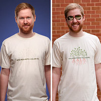 Photosynthesis UV-Sensitive Shirt