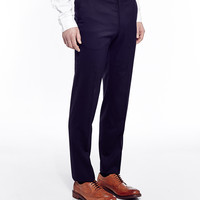 The Idle Man Suit Trousers in Slim Fit - Navy