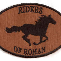 Lord of the Rings, Riders of Rohan Patch