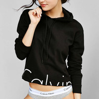 Leisure Letters Printed Sweatshirts Hooded Sweater Tops