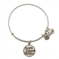If It's Meant To Be Charm Bangle