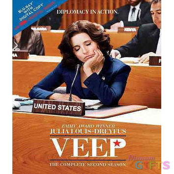 VEEP:COMPLETE SECOND SEASON