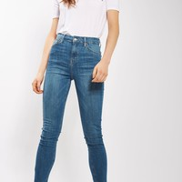 MOTO Authentic Blue Jamie Jeans | Topshop