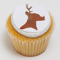 Ticings Reindeer Icing Toppers, 15-Count - World Market