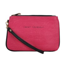 Red Leather Wallet
