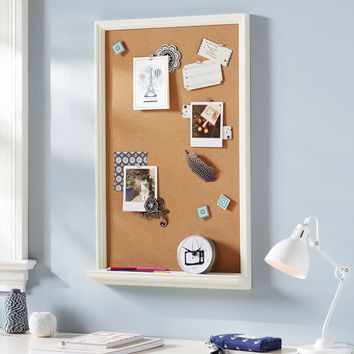 Study Wall Boards - Single White