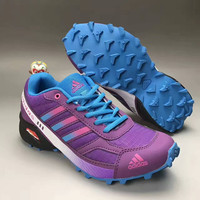 """""""Adidas"""" Fashion Casual Multicolor Stitching Anti-skid Bottom Sneakers Women Running Shoes"""