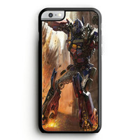 Optimus Prime Strike iPhone 6S Plus Case | Aneend
