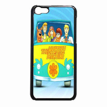 Scooby Doo in Car fa11766a-91aa-4694-ad1b-cd4cc3e9631f FOR iPhone 5C CASE *NP*