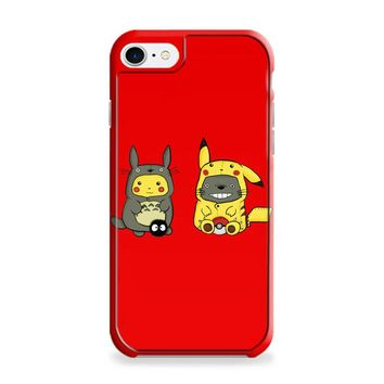 TOTORO AND PIKACHU iPhone 6 | iPhone 6S Case