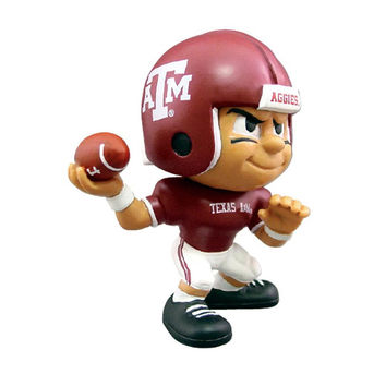 Texas A&M Aggies NCAA Lil Teammates Vinyl Quarterback Sports Figure (2 3-4 Tall)