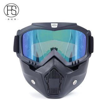 Good Quality Military Mask Goggles CS Game Tactical Shooting Eye Protection Goggles Windproof Outdoor Sport Safety Glasses