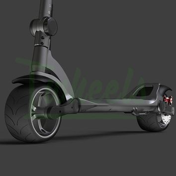 Wide Wheel Dual motor scooter Widewheel electric kick-scooter 634Wh adult scooters