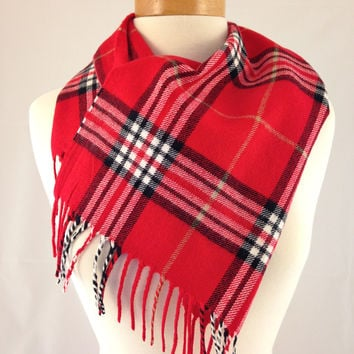 Top O' The Morning Tartan Scarf