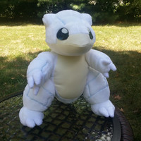 Pokemon Alola Sandshrew: Completely Hand Made