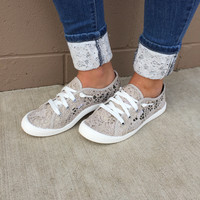 Not Rated Charon Sneaker - Grey
