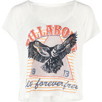 BILLABONG Forever Free Womens Boxy Tee 196475150 | Tees | Tillys.com