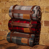 Pendleton Carrier Blanket Ombre