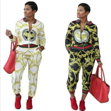 Summer Traditional African Clothing 2 Piece Set Women Africaine