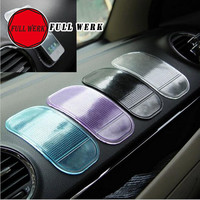 2PCS Automobile Interior Accessories Anti Slip Car Sticky Anti-Slip Mat for Mobile Phone/mp3/mp4/GPS/Pad/car doll