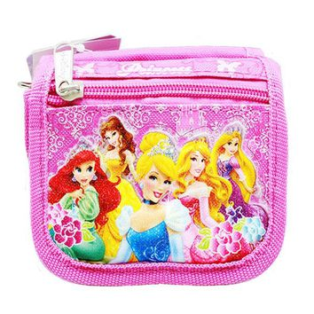 Licensed Disney Princess String Medium Shoulder Bag/Cross-Body/Purse/Wallet