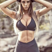 For Fit Sports Bra