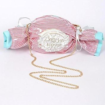 Bon Bon Candy Clutch Purse