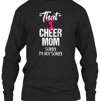 Cheerleading Mom T-Shirt