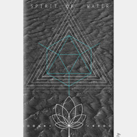 Water Sacred Geometry iPhone 6 / 6s Cases | Artist : Kshitija Tagde