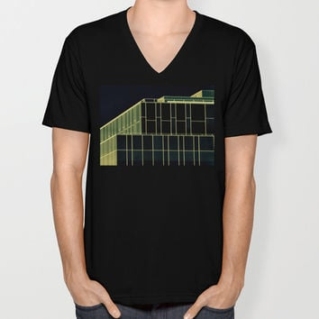 Uncomplex Complex V-neck T-shirt by RichCaspian | Society6