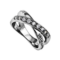 "Girls Radiance Ring- ""True Love Waits"" - Purity Rings - Rings  