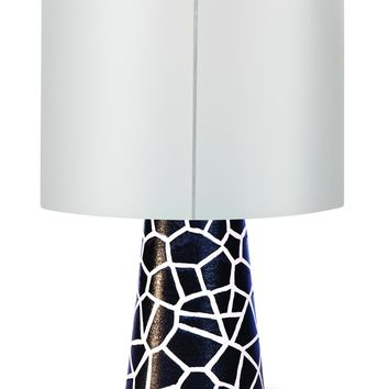Inda Copenhagen Artisan Series Ceramic Cordless Outdoor LED Table Lamp – BURKE DECOR