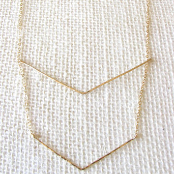 Double Vision Necklace