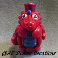 Randy the Baby Dragon Drip Tip
