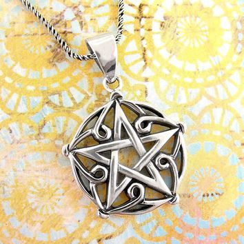 Pentagram of Brisingamen Necklace