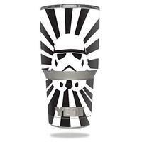 Protective Vinyl Skin Decal for YETI 30 oz Rambler Tumbler wrap cover sticker skins Storm Trooper DECAL ONLY