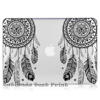 Dream Catcher Pattern Hard Case for Macbook 11 12 13 15 inches