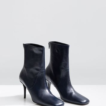 Town & Country Heeled Ankle Boots by Dorateymur- La Garçonne