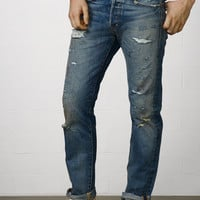Slim-Fit Kuruk Jean