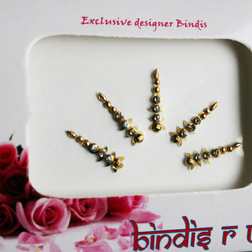 Bindi Long Premium Bindis - Not the Ordinary Bindi.