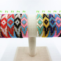 Handmade Hippy  Friendship Bracelet