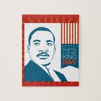 Martin Luther King Jr. Jigsaw Puzzle