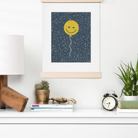 Nick Nelson Spaced Out Art Print