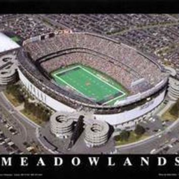 Meadowlands - NY Jets at Giants Stadium, East Rutherford, NJ