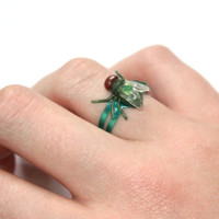 REAL FLY RING